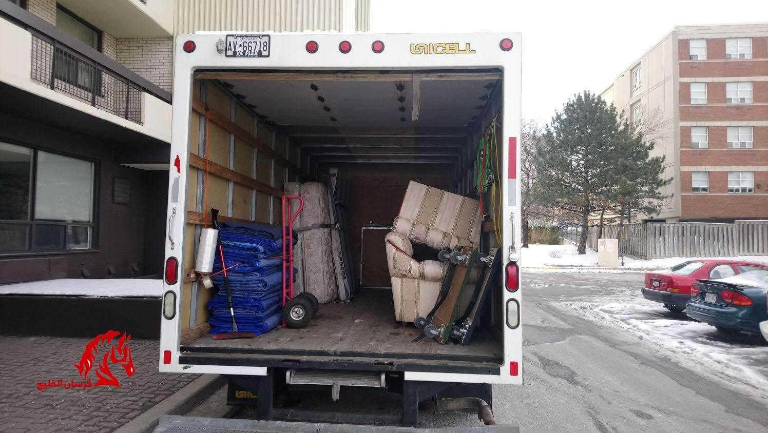 شركة نقل أثاث من الرياض إلى الاحساء